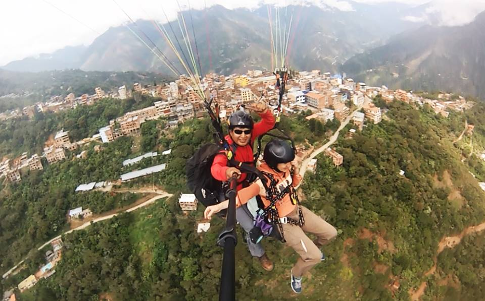 Parapente – Welcome to Coca Travels